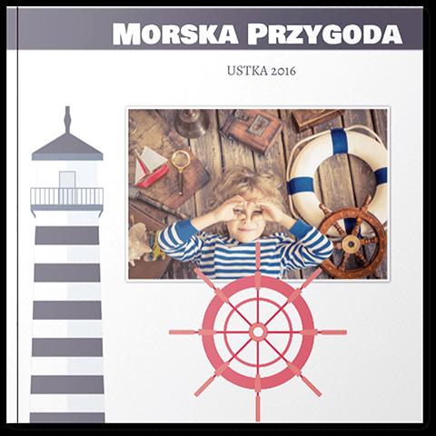 Fotoksiążka morska 20x20